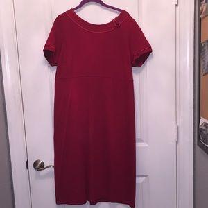 Dresses & Skirts - 👶👶🏻👶🏼MATERNITY RED DRESS👶🏻👶🏼👶